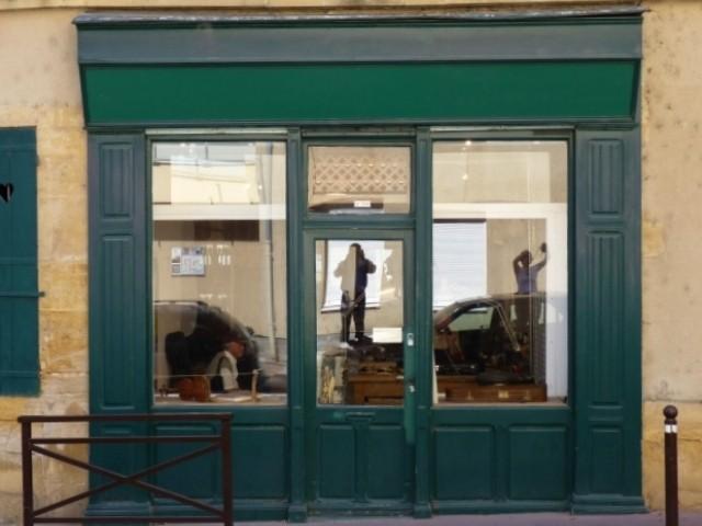 Vraie vitrine insolite Metz 5 Marc de Metz 2011