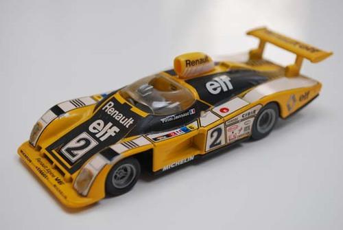 Les Alpines au Mans