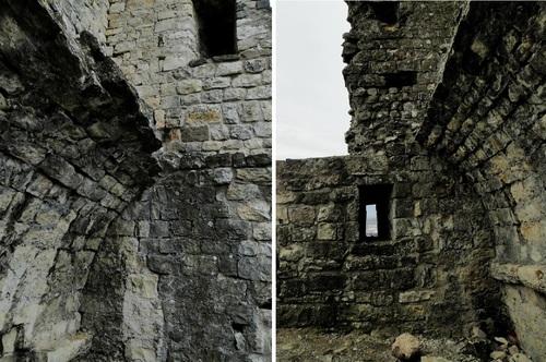 A l'assaut de la tour penchée de Soyons