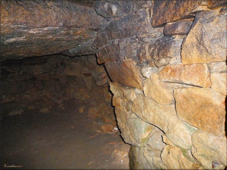 Photo du Tumulus de mané er Hroech à Locmariaquer