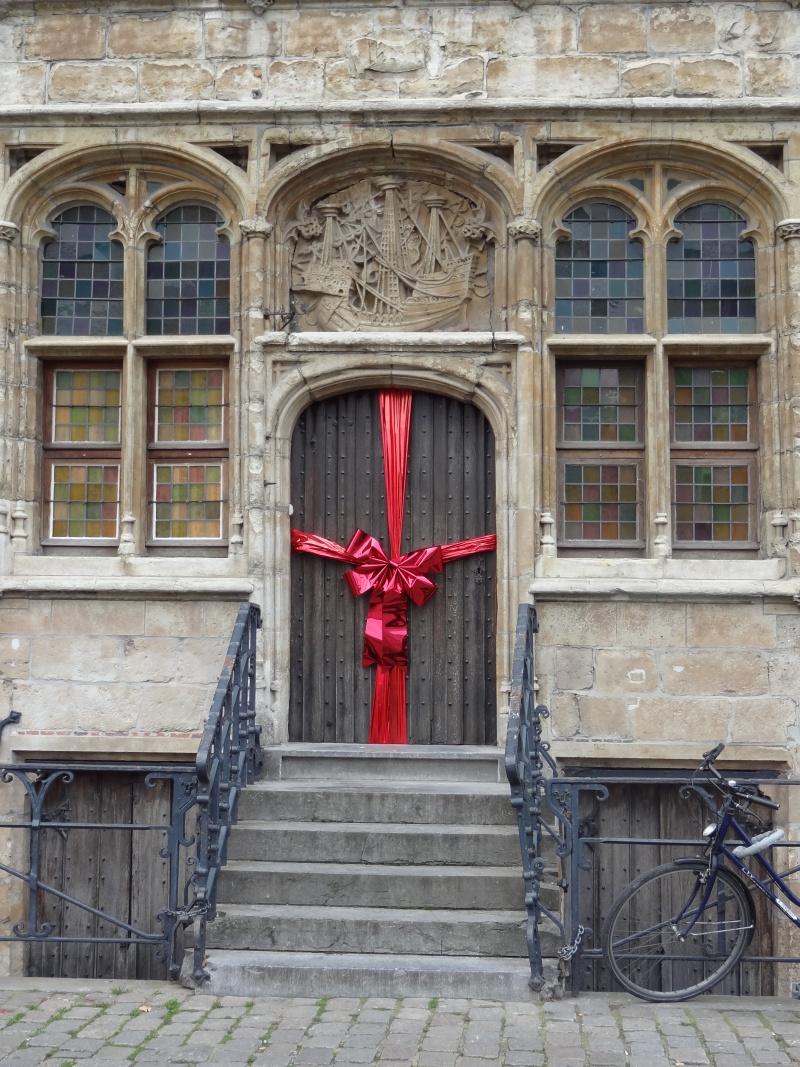 Porte cadeau, Gand, Belgique!