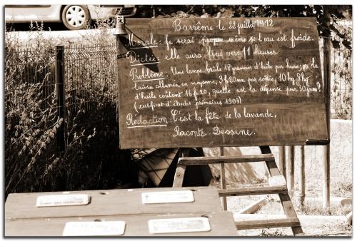 Fête de la lavande à Barême (Alpes de Haute Provence)