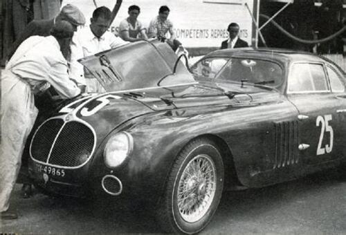 Alfa Romeo Le Mans (1934-1939)
