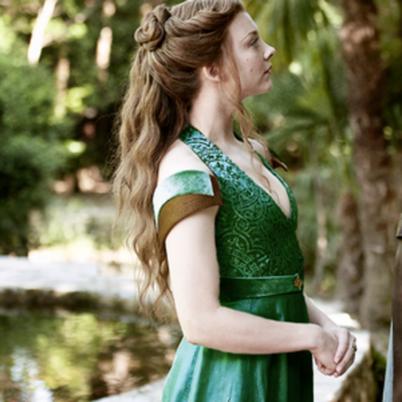 Si Margaery portait les vraies couleurs de sa bannière