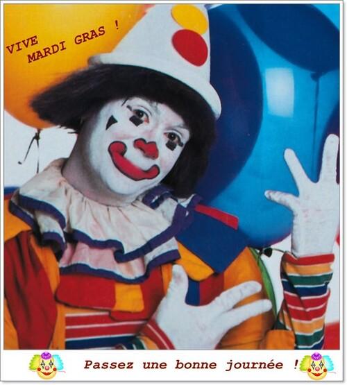 les clowns  25 02