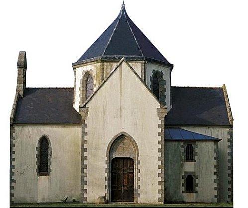 chapelle mont carmel