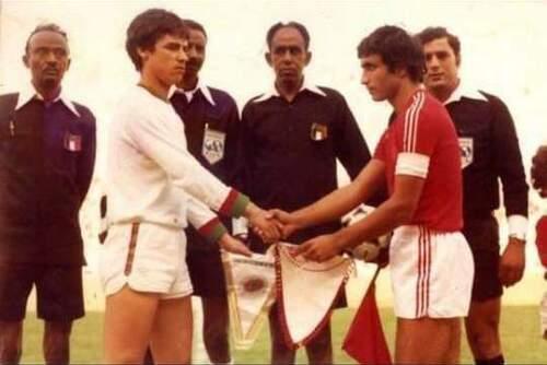 Chaib capitaine  EN Junior vainqueur à Tunis