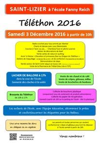 03.12.16 - TELETHON