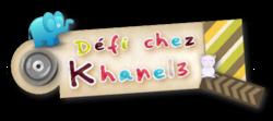 KhaNeL vOiT rOuGE en OcToBrE 1