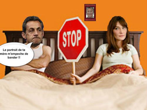 Nicolas et Carla Sarkozy : Séparés!