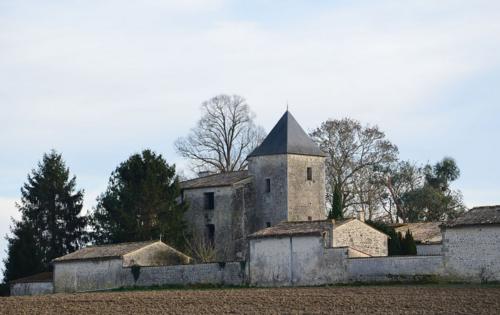 Charente-Maritime - Nieul-le-Virouil
