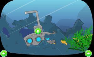 Jouer à Danger underwater escape