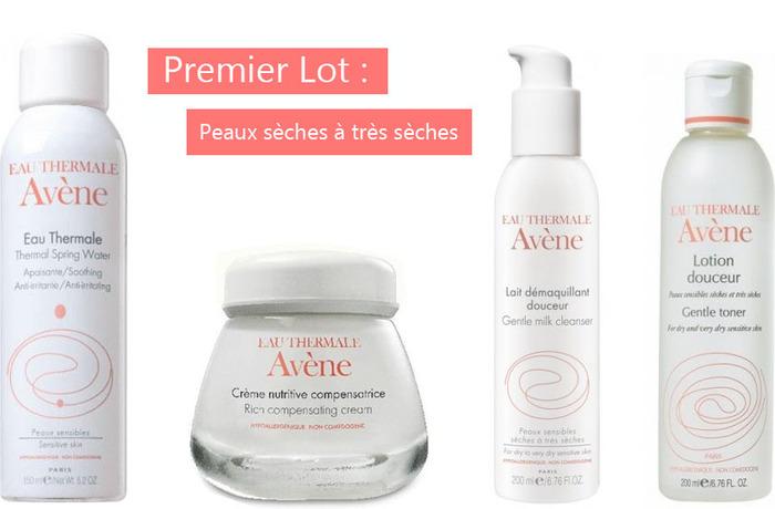Remportez 30 produits Avène !