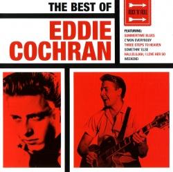 EDDIE COCHRAN - The Best Of Eddie Cochran