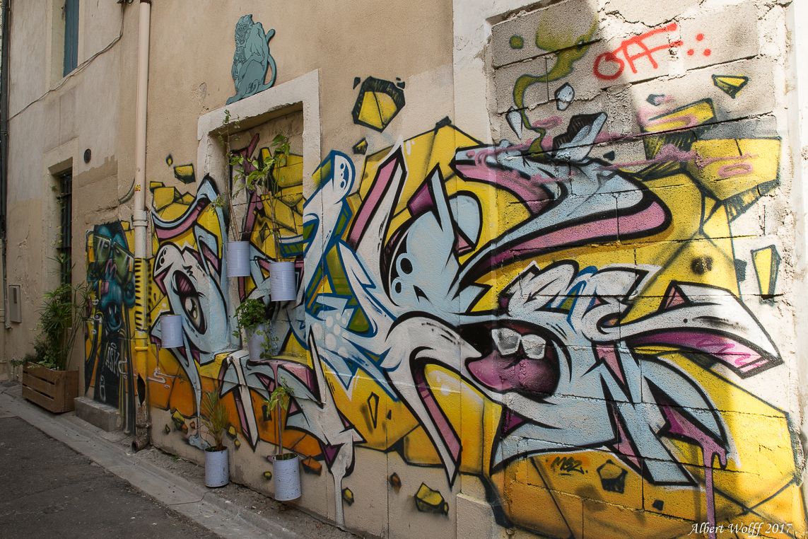 Occitanie 2017 : La peinture  prend l'air - part 2.