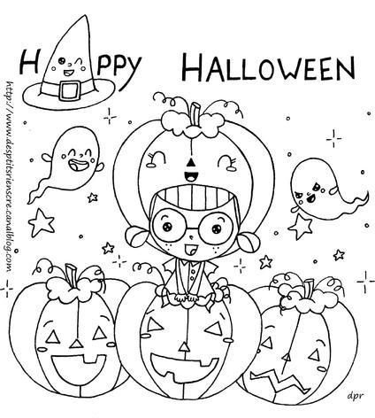 Joyeux Halloween ! ! !