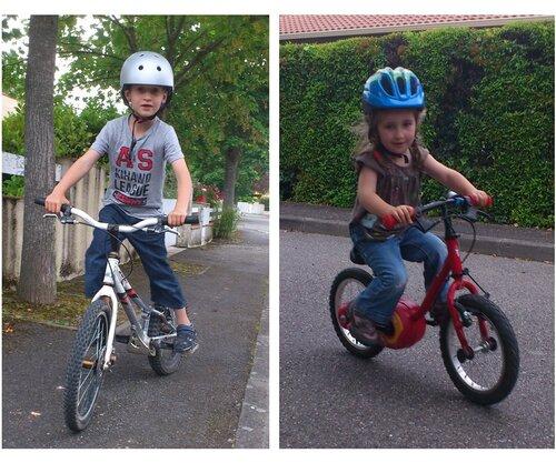 Les plus petits : Titouan et Siloé