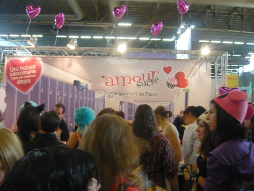Japan Expo 2012, 13ème impact.