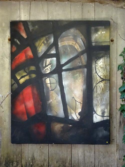 """""""Architectures de Lumières II""""  : la superbe exposition de Fabien Ansault présente d'incroyables   intérieurs d'églises"""