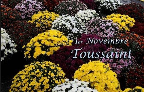C'est la Toussaint