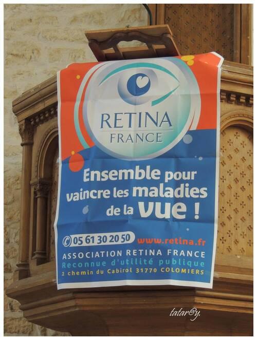 Concert pour Rétina.