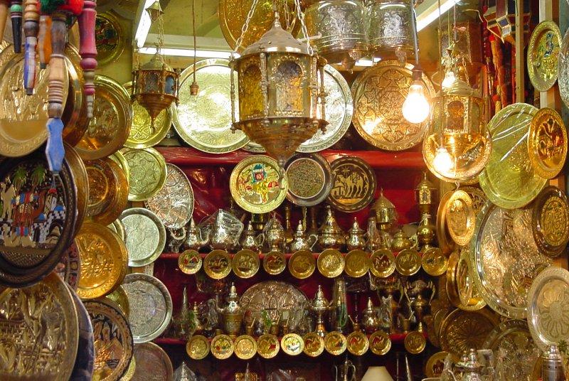 Artisanat du cuivre mon il2reves for Meteorama tunisie