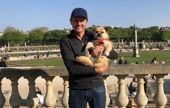 On a rencontré Gobi, la première chienne à courir le Marathon de Paris (sa vie est un roman)
