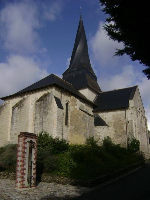 Jean-Pierre Pineau, curé de Pontigné....