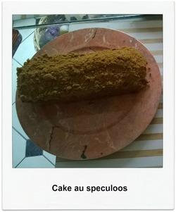 Tea time : ma recette de cake au speculoos