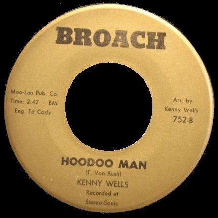 Kenny Wells - Hoodoo Man