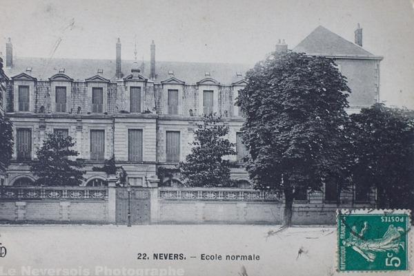 Le Nevers d'un autre siècle