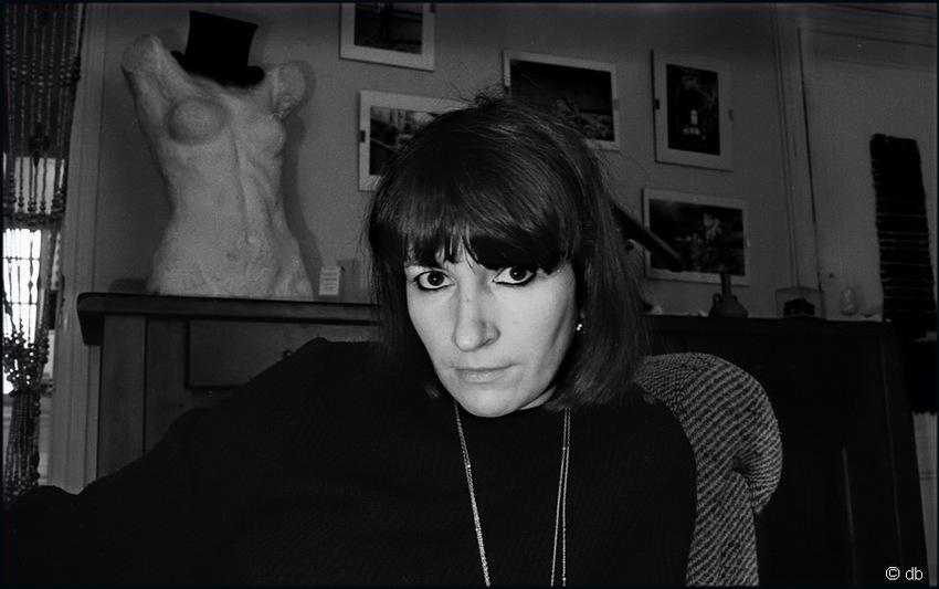 La Dame en noir - 1