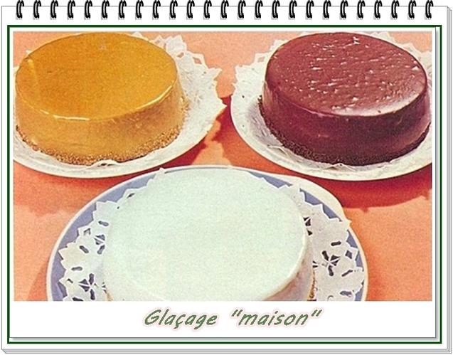 """Gâteaux """"sur leur31"""" ... Glaçages ..."""