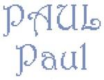 Dictons de la St Paul + grille prénom  !