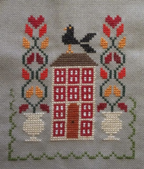 Broderies canadiennes - 2