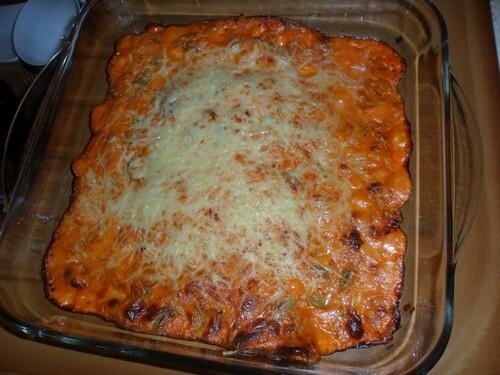 *** Jambon à la sauce tomate ***