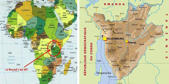 L'Union Africaine se détourne du Burundi
