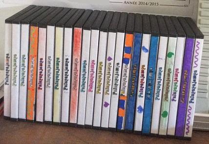 Un DVD pour la fête des papas !