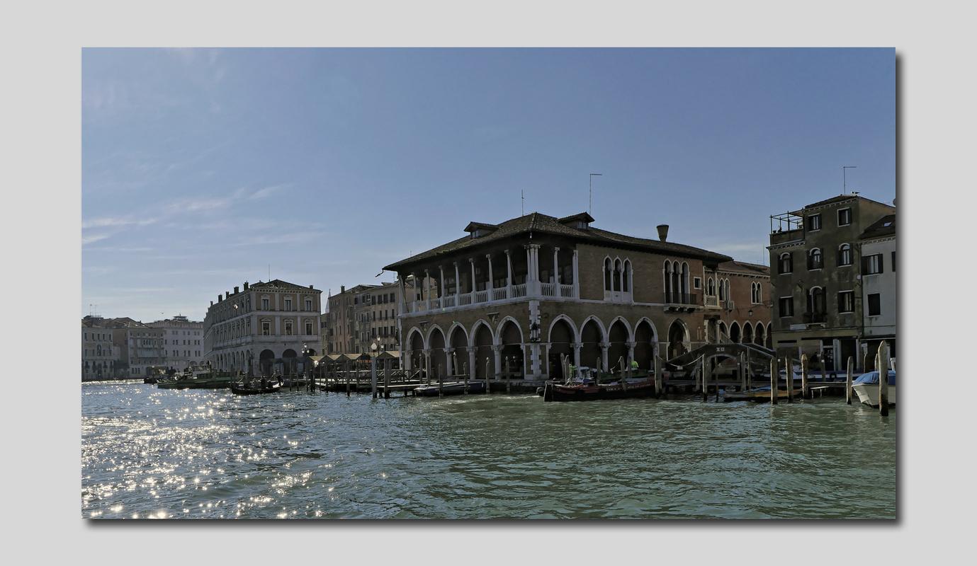 Venise en bateau 4
