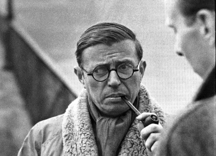 Les mains sales, Sartre