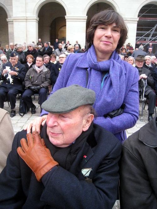 * Décès de Claude Lepeu, Compagnon de la Libération et ancien de Bir-Hakeim au 1er RA