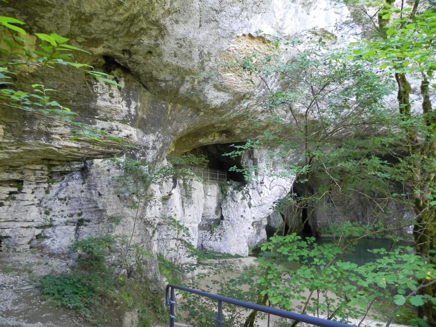 Randonnée à Nans-sous-Saint-Anne