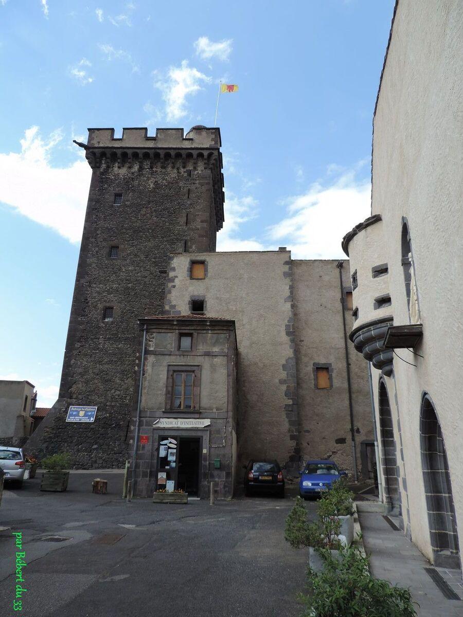Chateaugay dans le Puy de Dôme