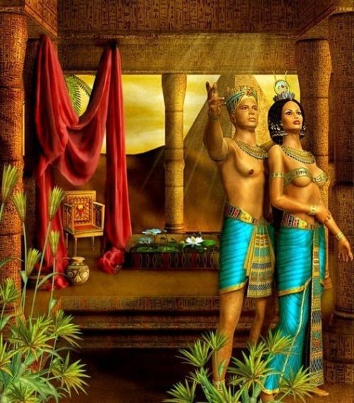 Egyiptomi díszek
