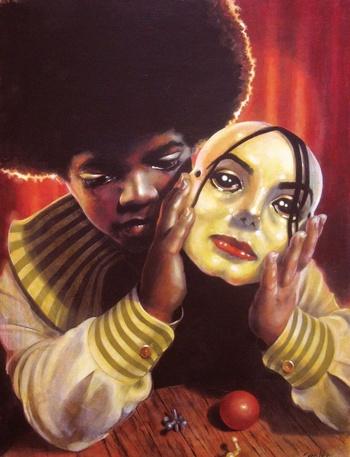 """➤ Michael Jackson, l'éternel enfant du """"Pays Imaginaire"""""""