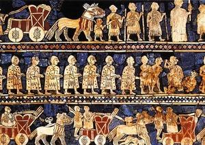 Mythologie Mésopotamie