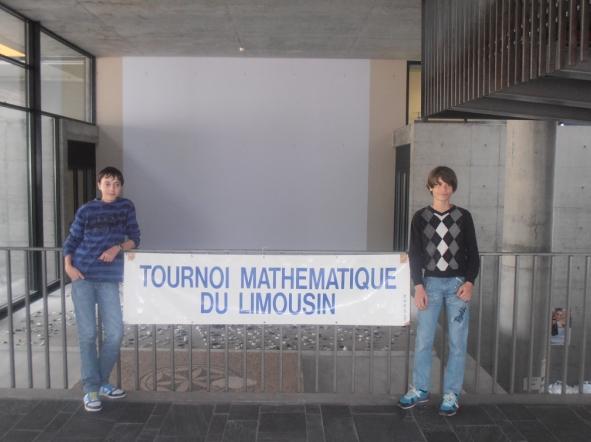 Les chevaliers du tournoi de Maths