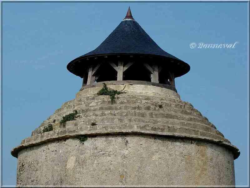 Colombier  Abbaye de La Chaume lanternon randière Machecoul Loire Atlantique