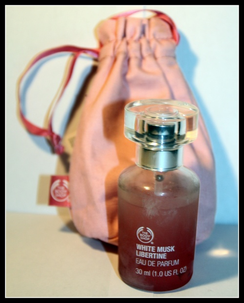 Nat : Le nouveau musk de The Body Shop