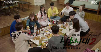 Episode 11, 12, 13 & 14 d'Age of Youth 2 ! (fin)